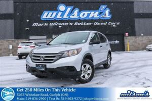 2012 Honda CR-V LX AWD SUV! REAR CAMERA! HEATED SEATS! BLUETOOTH