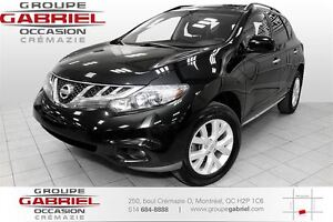 2013 Nissan Murano SV AWD Panoramic Sunroof / Rearview cam / BOS