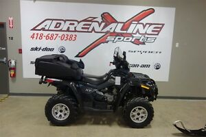 2009 can-am Outlander Max 650 XT