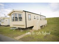 Beautiful 3-bed Static Caravan for Holiday Lets at Haven's Presthaven Beach Resort, Prestatyn