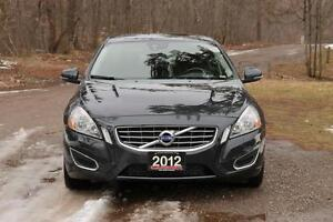 2012 Volvo S60 T5 Level 2 ONLY 47K | Sunroof | CERTIFIED