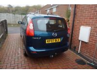 Mazda 5 Diesel MPV 2007 For Spares or Repair