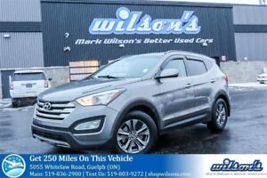 2013 Hyundai Santa Fe Sport LUXURY AWD! HEATED STEERING+SEATS! P