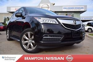 2014 Acura MDX Elite Package *Navigation,Blind spot,DVD*