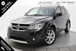 2012 Dodge Journey R/T***NOUVEL ARRIVAGE***JAMAIS ACCIDENTE**