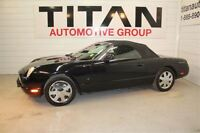 2003 Ford Thunderbird Premium, Auto, Leather, Two Tops, Converti