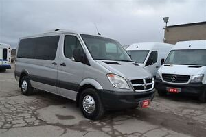 2009 Dodge Sprinter Wagon 2500 only 53000KM  SOLD
