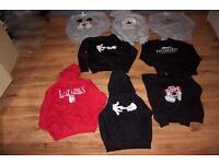 Converse all star Last Kings homies Mickey Mouse Hoodie Rizla Roll Hoodie & Sweatshirt