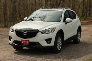 2014 Mazda CX-5 GS | AWD + Sunroof + Bluetooth + CERTIFIED