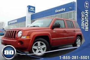 2010 Jeep Patriot North 4X4 MAGS AC ÉQUIPEMENT COMPLET