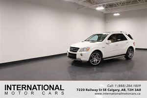2010 Mercedes-Benz M-Class ML63 AMG! BLOWOUT PRICING!!