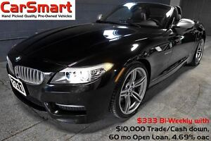 2011 BMW Z4 sDrive35is | M-Sport | 19s | Nav | No Accidents |