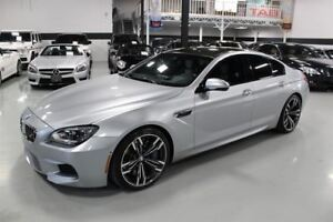 2014 BMW M6 SEDAN | 1-OWNER | WARRANTY
