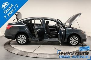 2016 Nissan Sentra 1.8 S AUTOMATIQUE BLUETOOTH A/C