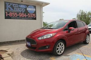2014 Ford Fiesta SE NAV SYNC HATCH SUNROOF