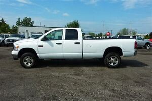 2008 Dodge Ram 3500 4WD Quad Cab  Long Box SLT
