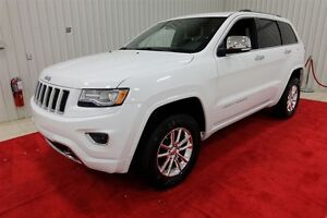 2014 Jeep Grand Cherokee Overland DIESEL GPS TOIT PANO ENS. TECH