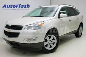 2011 Chevrolet Traverse 2LT AWD 3.6L *7 PASS *DVD *Cuir/Leather