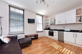 Modern one bed in Whitechapel