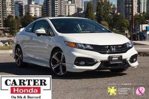 2015 Honda Civic Si + BODY KIT + ACCIDENT FREE + CERTIFIED!