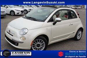 2013 Fiat 500C CONVERTIBLE/LOUNGE