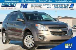2011 Chevrolet Equinox 2LT *LEATHER*HEATED SEATS*