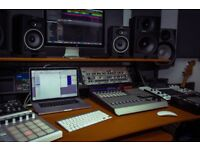 Music production and Recording Studio East London