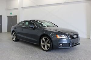 2011 Audi A5 2.0T Premium Plus (Tiptronic) / AWD Heated Seats /