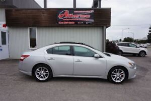 2011 Nissan Maxima SV V6 AUTO FULL CUIR/TOIT/MAGS SEULEMENT 91 3