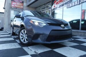 2014 Toyota Corolla | Backup Camera | Bluetooth | Trip Computer