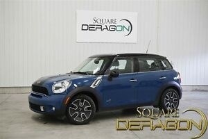 2012 MINI Cooper Countryman 2012 Mini Cooper Countryman S ALL4