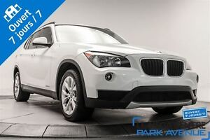 2014 BMW X1 xDrive28i cuir toit TOIT PANO, CUIR