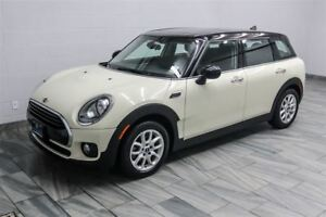 2017 MINI Cooper Clubman LEATHERETTE SEATING! PANORAMIC SUNROOF!