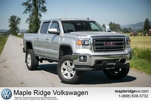 2014 GMC Sierra 1500 SLE 4X4 Custom Lift