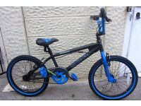 bike BMX Muddyfox 20inch wheels