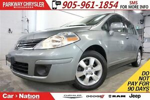 2012 Nissan Versa SL| NAVIGATION| BLUETOOTH| XM RADIO & MORE|