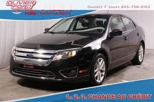 2011 Ford Fusion SEL 3.0L V6 AWD CUIR MAGS TOIT BLUETOOTH BAS KM