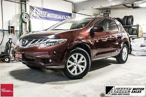 2012 Nissan Murano SL AWD! LEATHER/HEATED SEATS! ROOF!