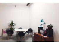 Hackney Downs Studios   Studio 203   Creative Studio Space Office East London Workspace Design