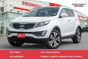 2011 Kia Sportage EX AWD (AT)
