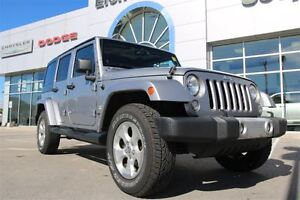 2014 Jeep Wrangler Unlimited Sahara *ONE OWNER* London Ontario image 1