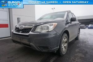 2014 Subaru Forester 2.5i BLUETOOTH+SIEGES.CHAUFFANTS