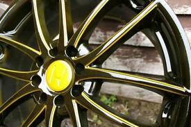 STUNNING Just refurbished alloys