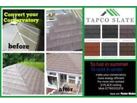 Convert your conservatory