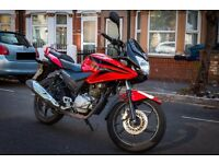 Honda Cbf 125 125cc motorcycle (cbt legal)