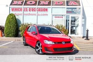 2015 Volkswagen Golf GTI 3-Door Performance