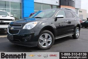 2015 Chevrolet Equinox LT - AWD with Sunroof + 18 Chrome Rims