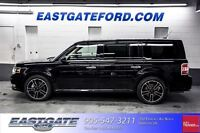 2015 Ford Flex Limited AWD Leather Roof Nav