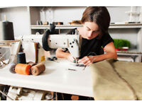 Seamstress wanted for a shop in East London(RM12)