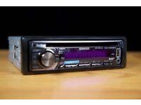 Kenwood Digital DAB Car Radio/Stereo Unit